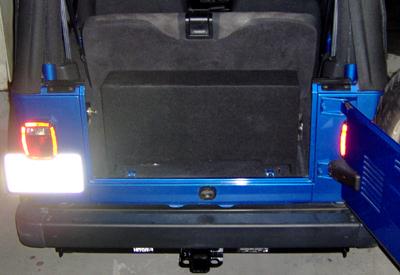 Jeep Wrangler Rubicon >> HazeltonSound.com - 2003 Jeep Wrangler Rubicon